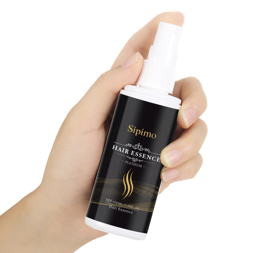 Hair Essence Platinum Spray Anti-greying Prevent White Hair