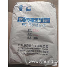 Calcium zinc stabilizers for pipe fitting