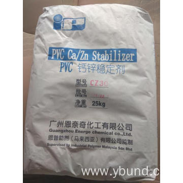 Calcium Zinc Stabilizer for Transparent Soft PVC Plastics