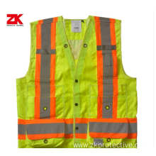 Anti-fire safety reflective jacket