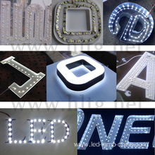 Double line led strip lighting ac110v 5050 strip