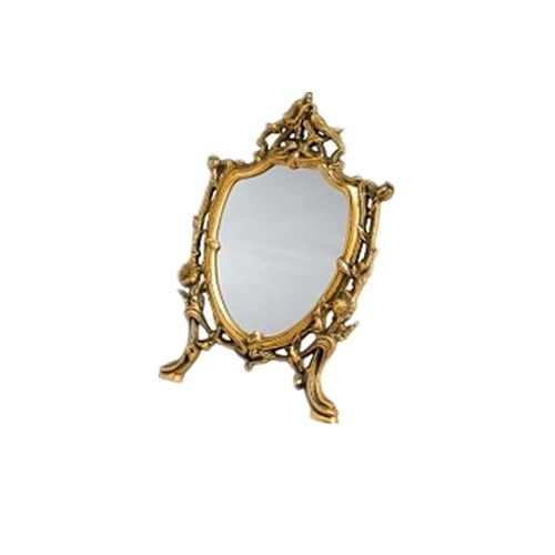 European style Woodern Carving Frame Mirror