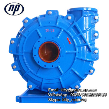 Slurry Pump For Mining Solutions Industries
