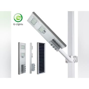 High quality all in one solar street lighting