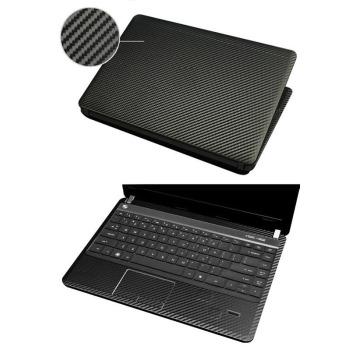KH Laptop Carbon fiber Crocodile Snake Leather Sticker Skin Cover Guard Protector for HP Pavilion Gaming NB 15-ak004TX 15
