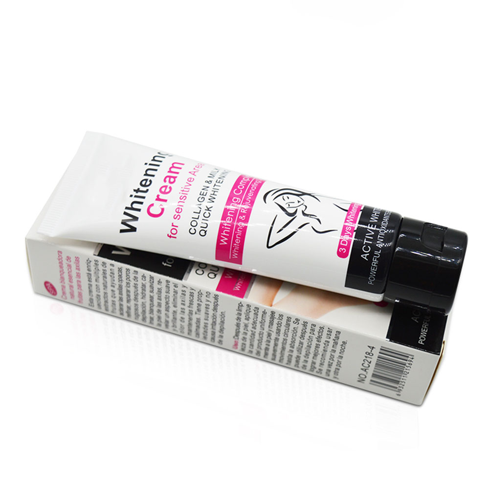 7-Day Armpit Whitening Cream Skin Lightening Bleaching Cream Underarm Dark Skin Whitening Intimate Body Lotion TSLM2