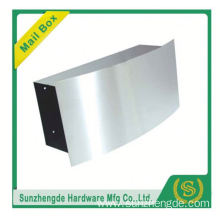 SMB-010SS High Quality German Mailing Order Customzied Oem Mailbox Aluminium Cast Iron