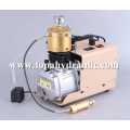 300Bar pcp used portable electric air compressor