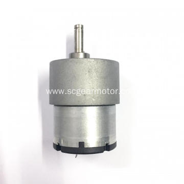 high torque12v dc electric RF520 gear motor gearbox