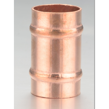 solder ring coupling straight copper fittings