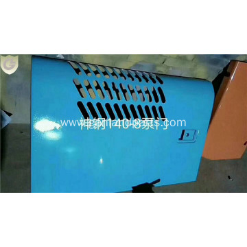 Kobelco Excavator SK140-8 Side Panels Shields And Access Doors