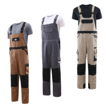 Workwear Bib Pants Coverall Men Work Wear
