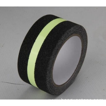 single side Fluorescent PET anti slip tape