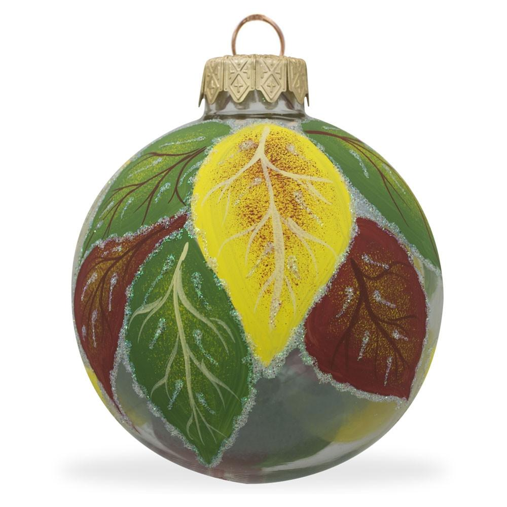 Glass Christmas Bauble