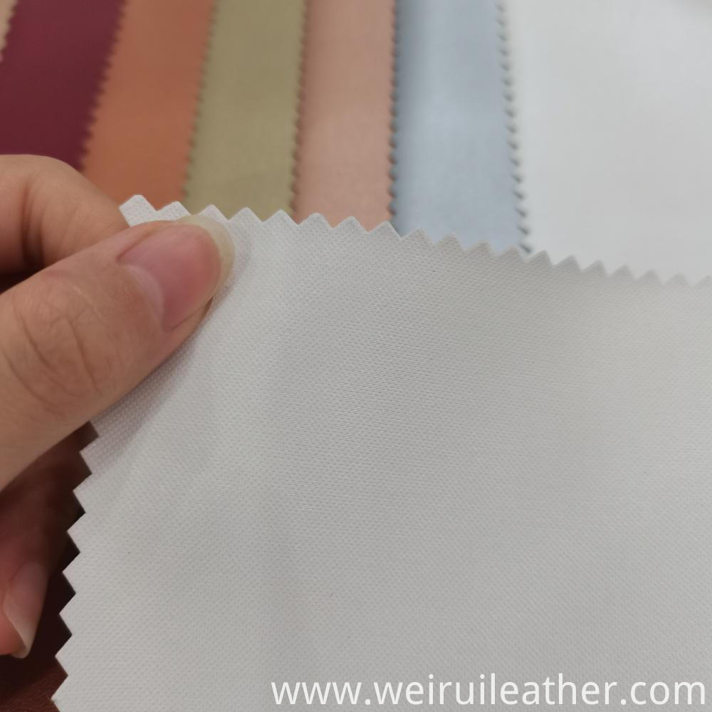 Contractive Pu Leather