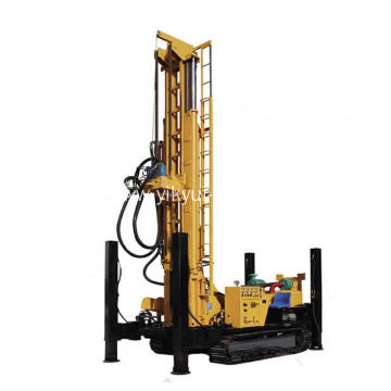 Depth Borehole 800m Water Well Drilling Rig ForSale