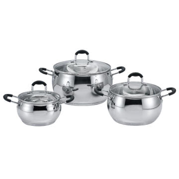 Apple Shape Stainless Steel Casserole