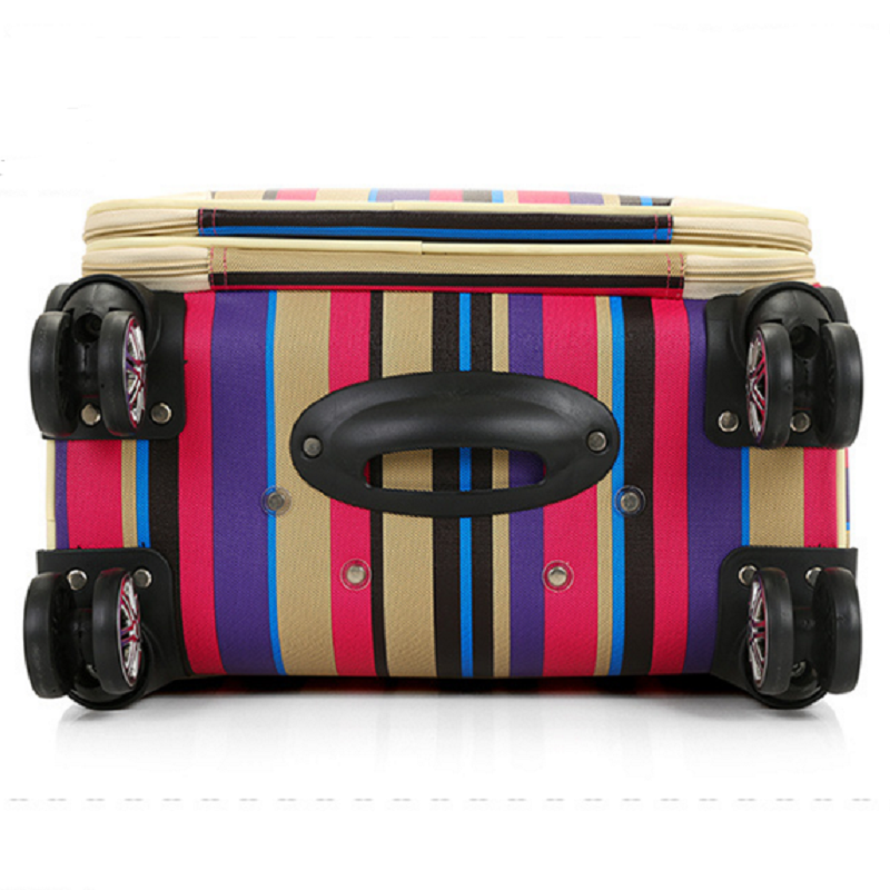 Pu Luggage Suitcase