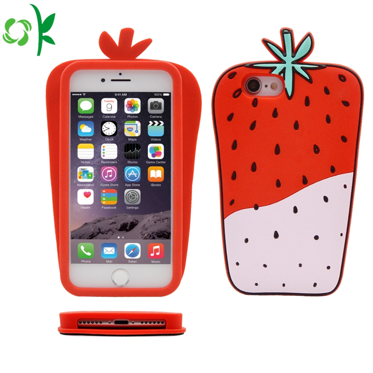 Silicone Mobile Phone Case