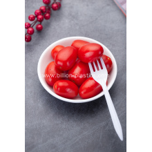 PP Disposable White Plastic fork