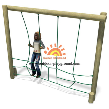 Outdoor Activity Climbing Net Structures For Kids