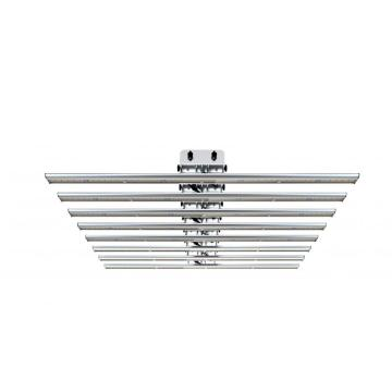 Best 640 watt LED Grow Light Adjustable Bar