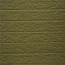 Insulation foam wall faux brick board