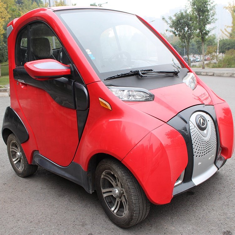 E-car for 2 Seats