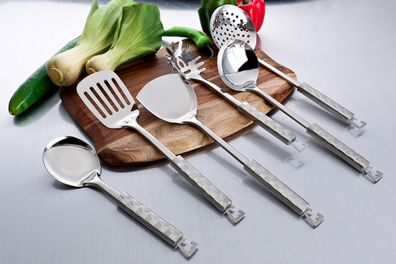 18-0 First Class Stainless steel kitchenware set