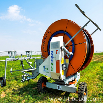BAUER hose reel irrigation machine