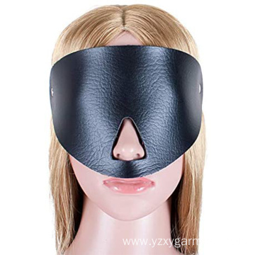 Fashion black eye mask for women