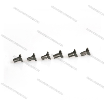 high strength titanium button head torx cap screws