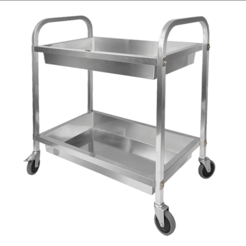 Stainless Steel 304 Bowl-Collected Cart