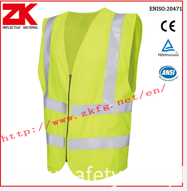 Traffic Safety Waistcoat