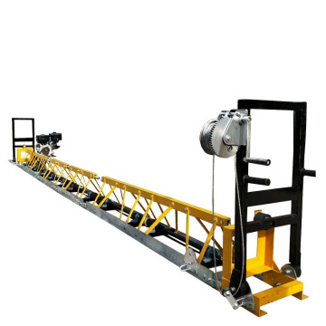 concrete laser land paving leveling machine