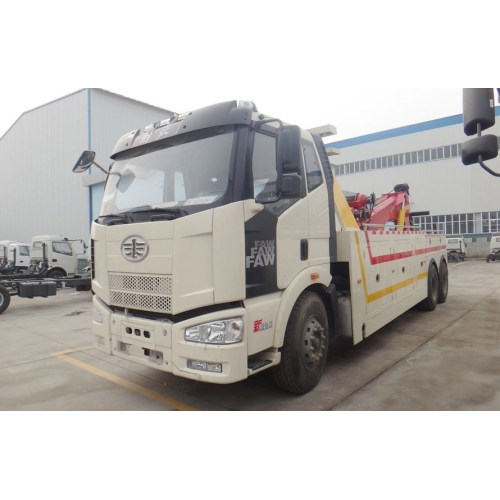 Brand New FAW 50tons Garbage Trucks Towing Vehicles