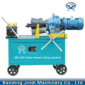JBG-40C Steel bar thread rolling machine (parallel thread)