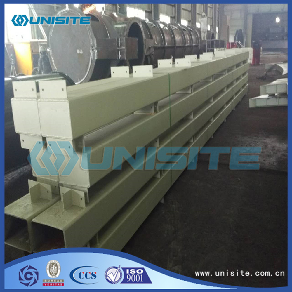 High Strength Light Steel Structure