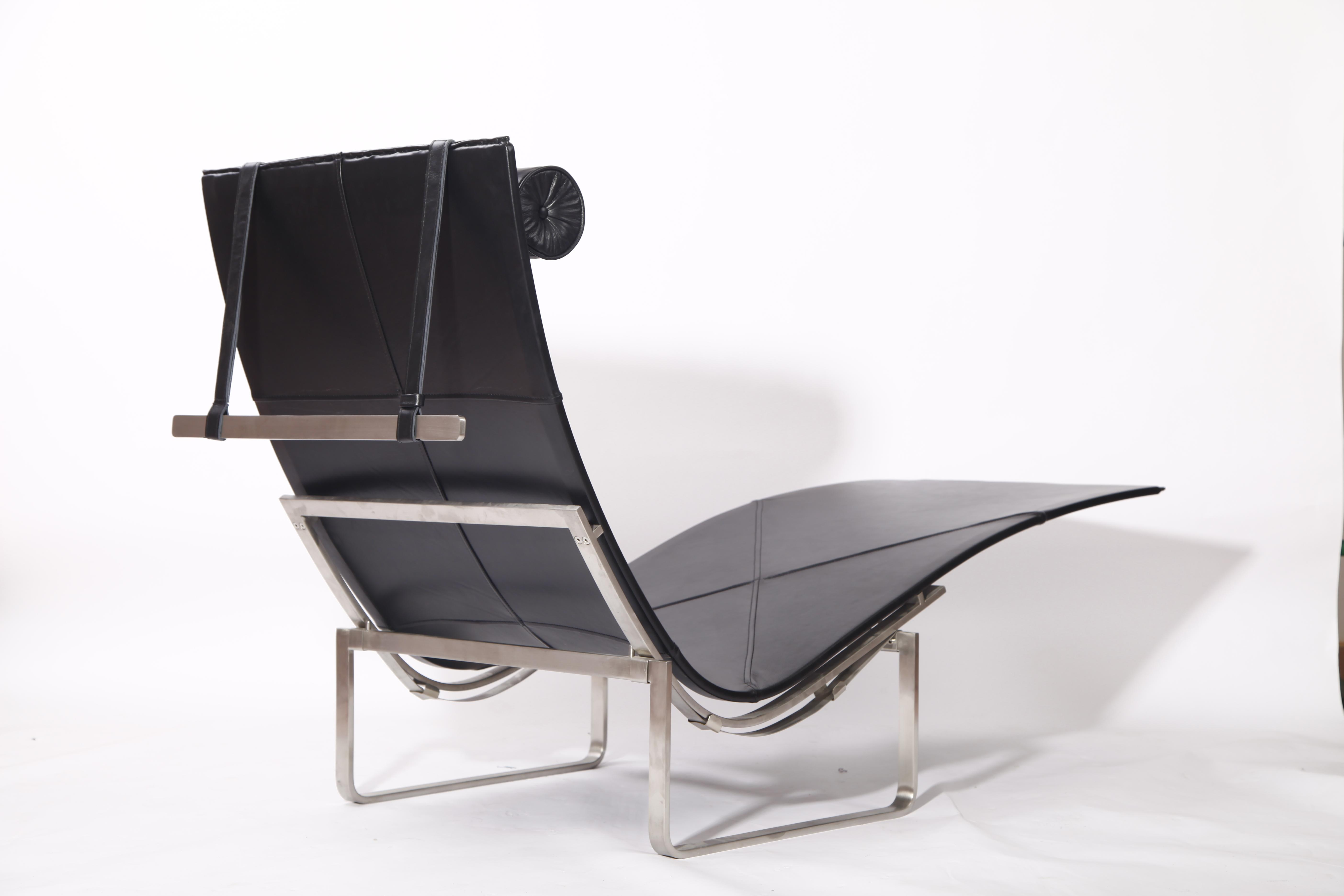 Poul kjaerholm PK24 chair replica