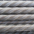 PC steel wire 10.5 mm spiral ribbed surface