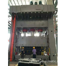 800T H Frame Multi-functional Hydraulic Press