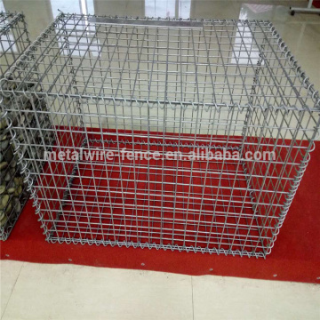 hot dipped galvanized gabion basket for sale