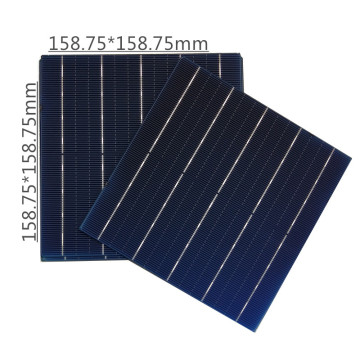 High Efficiency Solar Cell 5BB For Solar Panels