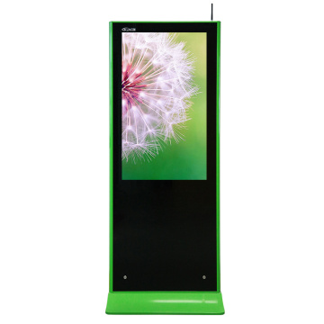 Display screens for advertising