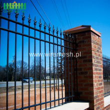 Good Quality Cheap Wrought Iron Zinc Steel Fence