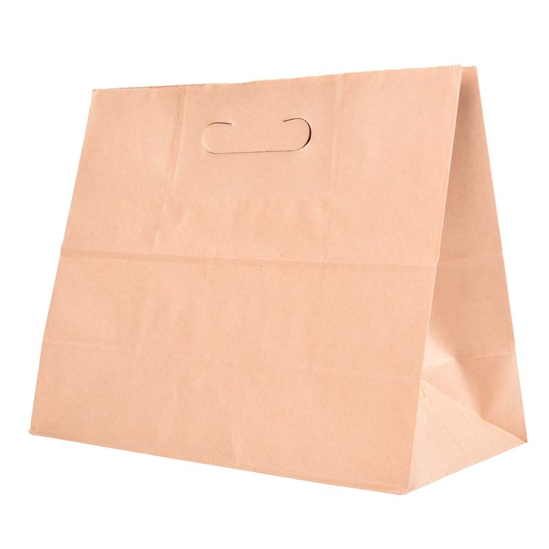 Color kraft paper bags