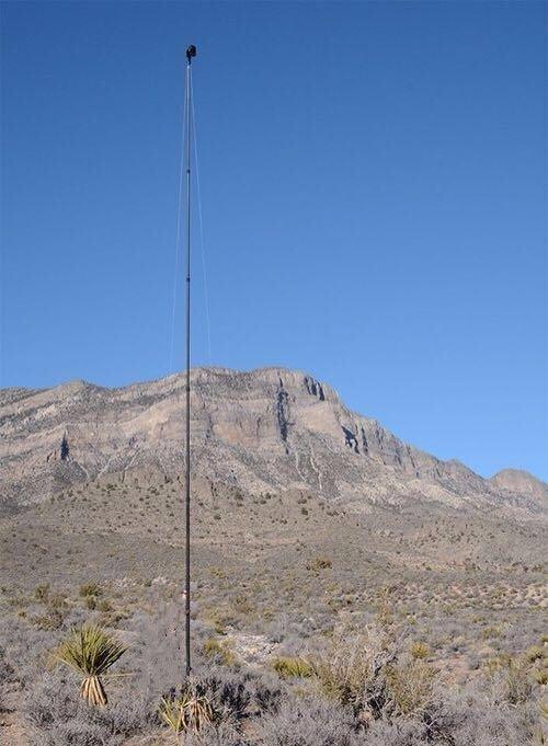 6m Communication antenna wifi Tower,6m telescommunication wifi antenna mast,6m telescopic camera pole