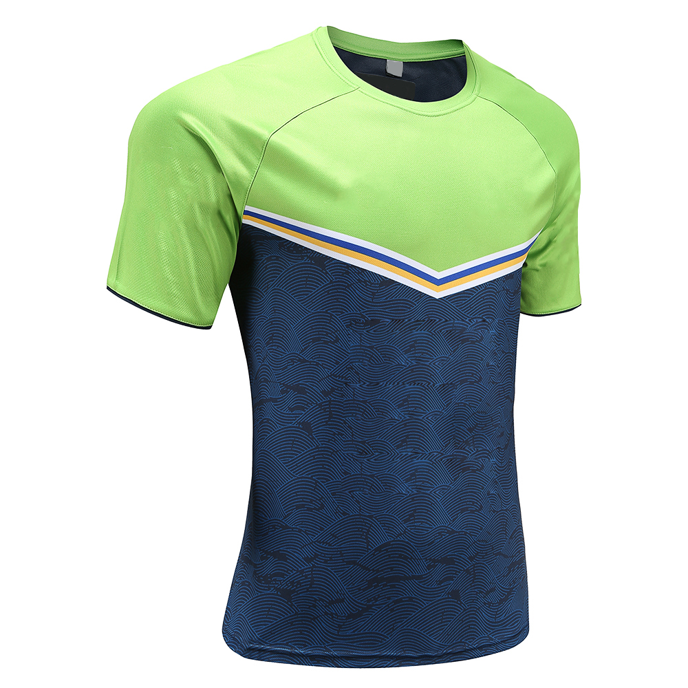 Custom Rugby Wear T Shirt