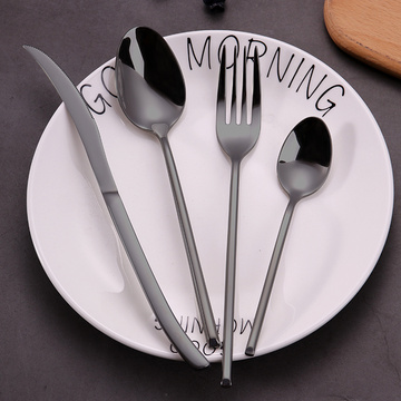Eco-Friendly Stainless Silverware Wedding  Cutlery Set