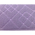 Very easy to clean embossed floor mat